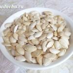 Можно ли есть семена кабачков?