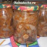 Маринованные грибы без уксуса: рецепт