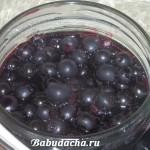 Черника без сахара на зиму: рецепты