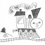 Сказка про паровозик: читаем детям онлайн