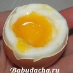 Сколько минут надо варить яйца?