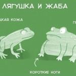 Сравнение лягушки и жабы: Сходство и различия