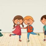 Идея сценария для детей «Путешествие в Мышиное царство». Детские новогодние конкурсы