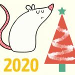 Конкурсы на Новый год Крысы (Мыши) 2020. Идея сценария «Под знаком Белой Мыши» (для взрослых и детей)