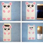 «Чехол для телефона с Мышкой» — креативный подарок на Новый год 2020. Шьется за 1 вечер, справился даже ребенок